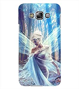ColourCraft Angel Design Back Case Cover for SAMSUNG GALAXY GRAND MAX G720