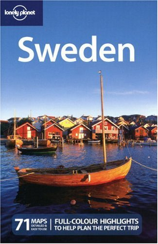 Lonely Planet Sweden (Country Travel Guide)