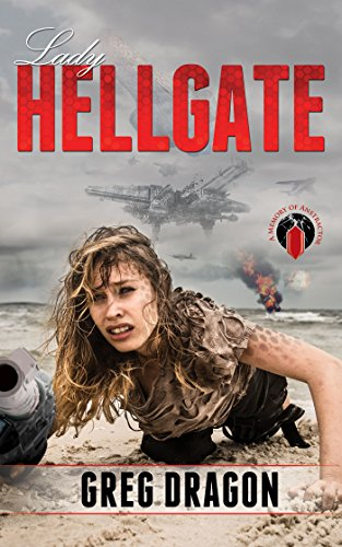Book: Lady Hellgate by Greg Dragon