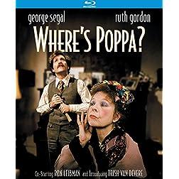Where's Poppa? [Blu-ray]