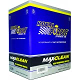 Royal Purple 11723-6PK Max-Clean Fuel System Cleaner and Stabilizer - 20 oz. (Case of 6)