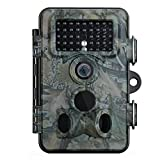 Wildkamera, Vtin 2.4 Zoll LCD, 12MP 1080PHD, IP66...