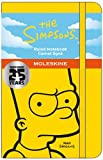 Moleskine The Simpsons Limited Edition Notebook, Pocket, Ruled, Black, Hard Cover (3.5 x 5.5) (Moleskine Limited Edition)