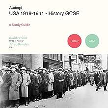 USA 1919-1941 History GCSE Study Guide Audiobook by David Perkins, Jakub Gaweda Narrated by Alexander Piggins, Zoe Lambrakis