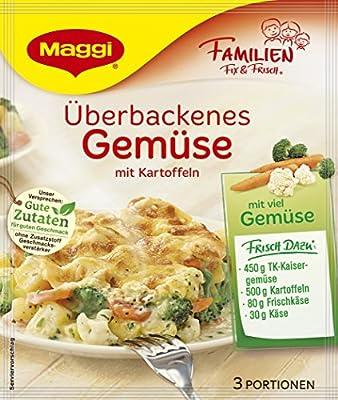 Maggi Familien Fix für Überbackenes Gemüse mit Kartoffeln, 15er Pack (15 x 44 g) von Maggi auf Gewürze Shop