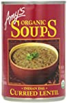 Amy's Organic Soups, Curried Lentil (...
