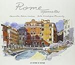Rome : Aquarelles