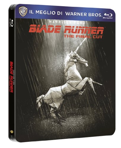 Blade runner - The final cut (steelbook) (limited edition) [Blu-ray] [IT Import]