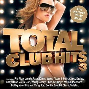 51XloLBCLJL. SL500 AA300  Baixar   Cd Total Club Hits Vol. 3   Download