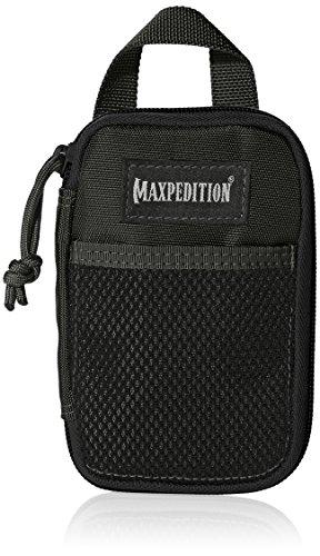 Borsa Maxpedition Micro Pocket nero borsello