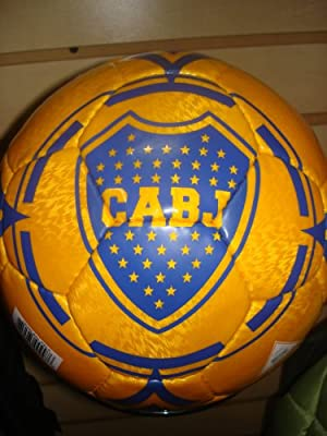 BOCA JUNIOR OFFICIAL SOCCER BALL