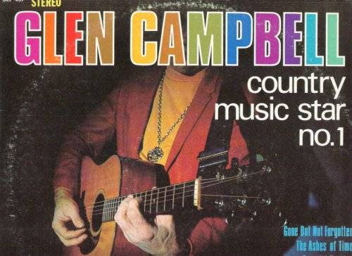 [LP Record] Glen Campbell Country Music Star No. 1