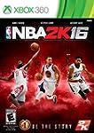 NBA 2K16 - Standard Edition - Xbox 360
