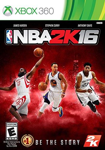 NBA 2K16 - Xbox 360 (Super Hero Squad Video Game compare prices)