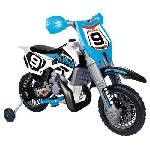 Famosa Feber Cross Alpha 6V Battery Powered Ride On Motorbike