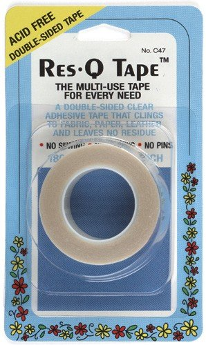 Learn More About Dritz Res-Q Tape - 0.75 x 5 Yards
