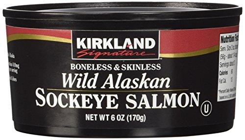 Wild Sockeye Salmon For Sale