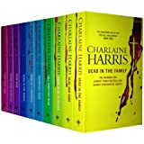 True Blood 10 Books Collection Set Charlaine Harris
