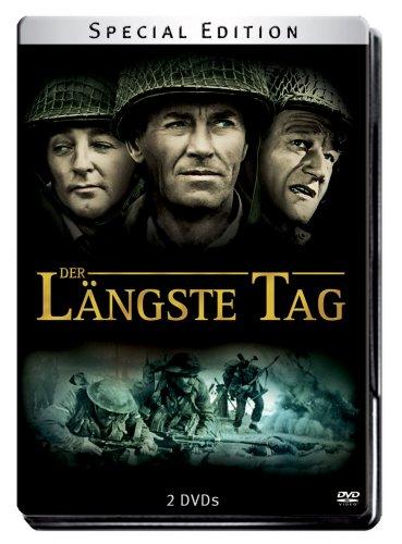 Der längste Tag (Special Edition, 2 DVDs im Steelbook)