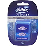 Oral B Glide 3D White Whitening Plus Scope Radiant Mint Flavour Dental Floss 35 M