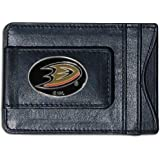 NHL Genuine Leather Cash and Cardholder