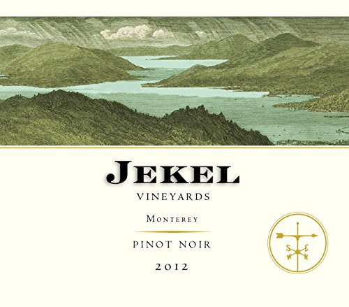 2012 Jekel Vineyards Monterey Pinot Noir 750 Ml