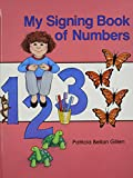 My Signing Book of Numbers