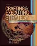 Crafting and Executing Strategy: Text...