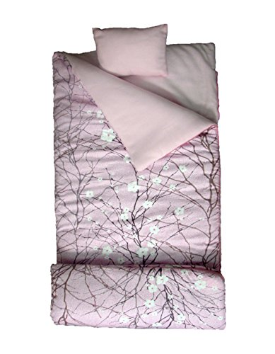 Soho Kids Collection, Cherry Blossom Sleeping Bag front-763343