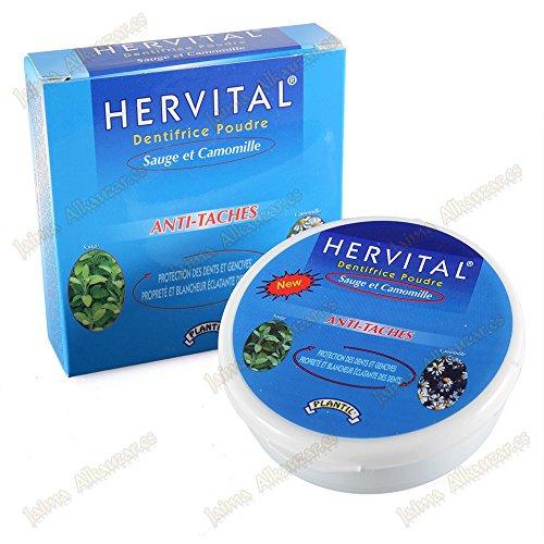 zahnpasta-pulver-mit-salbei-und-kamille-hervital-weisse-und-gesunde-zahne-neuheit-50-g