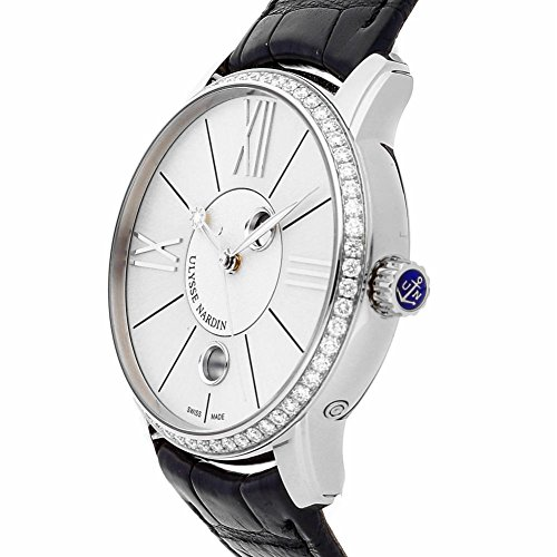 Ulysse Nardin Classico automatic-self-wind womens Watch 8293-122B-2/41 (Certified Pre-owned)