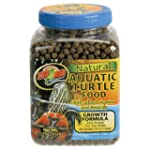Zoo Med Natural Aquatic Turtle Food 212g