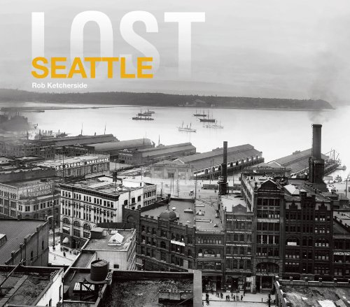 Lost Seattle (Seattle Coffee Table Book compare prices)