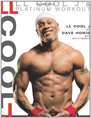 Ll Cool J'S Platinum Workout: Sculpt Your Best Body Ever With Hollywood'S Fittest Star back-75196