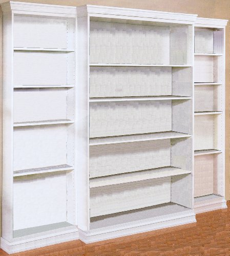 Bookcase plans plans for book cases for Build your own bookshelves plans