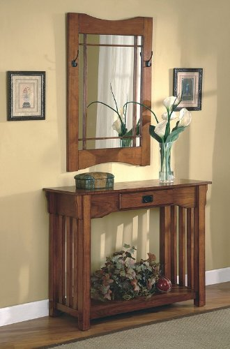 Cheap Console Table with Mirror – Coaster 950060 (B004SY2RRS)
