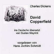David Copperfield Hörbuch von Charles Dickens Gesprochen von: Hans Jochim Schmidt