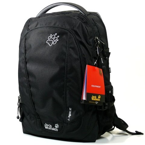 Eastpak Rucksack Test: Jack Wolfskin Outdoor Daypack