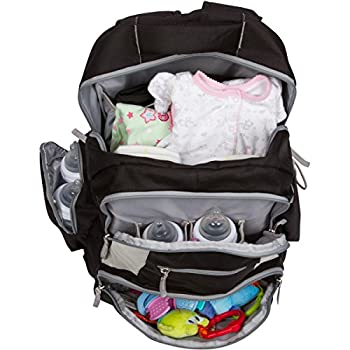Diaper Backpack by Hashtag Baby - A Diaper Bag for Moms and Dads 2