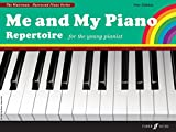 img - for Me and My Piano Repertoire: For the Young Pianist (Waterman/Harewood Piano) book / textbook / text book