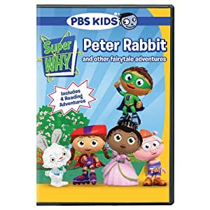Super WHY! : Peter Rabbit and Other Fairytale Adventures