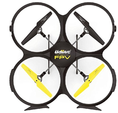 U818A-Wifi-FPV-Drone-w-Altitude-Hold-HD-Camera-and-Live-Video-Remote-Control-For-Aerial-Photography-Easy-to-Fly-for-Expert-Pilots-Beginners-Bonus-VR-Headset-Power-Bank-Great-Gift-Idea