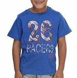 Trmpi Royal Blue T-Shirt for Boys (2-10 Yrs)