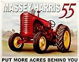 034-1168 Massey Harris Tractors