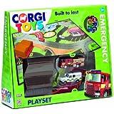 Corgi Toys Emergency Services Playset
