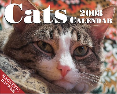Cats 2008 Calendar Andrews McMeel Publishing Andrews McMeel Publishing