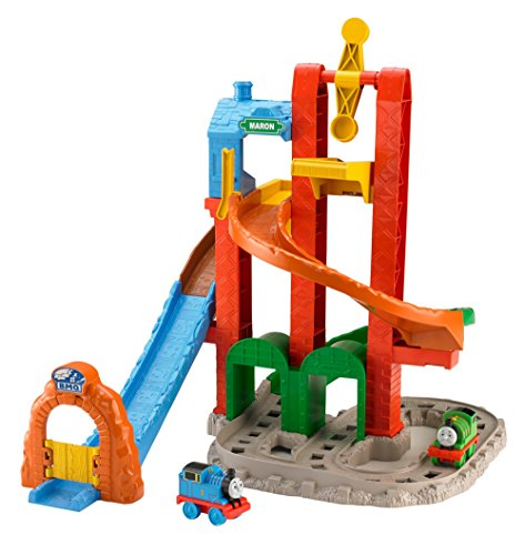 Fisher-Price My First Thomas the Train Twisting Tower Tracks (Call Of Mini Mini Ca compare prices)