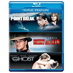 Patrick Swayze: Triple Feature [Blu-ray]