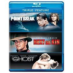 Patrick Swayze: Triple Feature [Blu-ray]