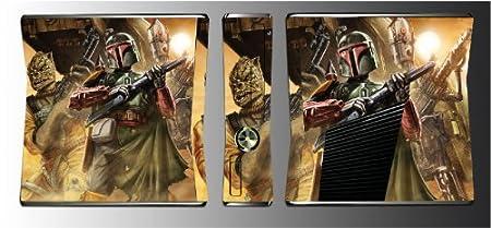 Star Wars Jango Boba Fett Game Vinyl Decal Skin Protector Cover #14 for Microsoft Xbox 360 Slim